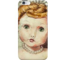 I'm Fine #21 (Bride Doll) iPhone Case/Skin