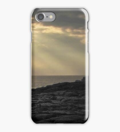 The Storm Passes iPhone Case/Skin