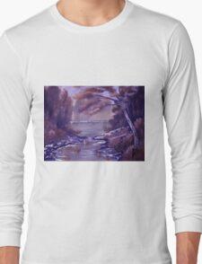 Reflecting Colours Long Sleeve T-Shirt