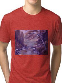 Reflecting Colours Tri-blend T-Shirt