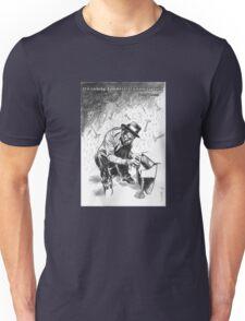 Tom Waits - Illustration Unisex T-Shirt