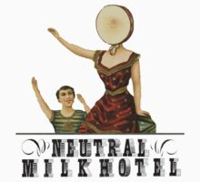 Neutral Milk Hotel - In the Aeroplane Over the Sea Kids Tee