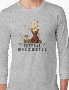 Neutral Milk Hotel - In the Aeroplane Over the Sea Long Sleeve T-Shirt