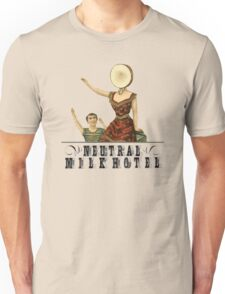 Neutral Milk Hotel - In the Aeroplane Over the Sea Unisex T-Shirt