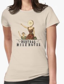 Neutral Milk Hotel - In the Aeroplane Over the Sea Womens Fitted T-Shirt