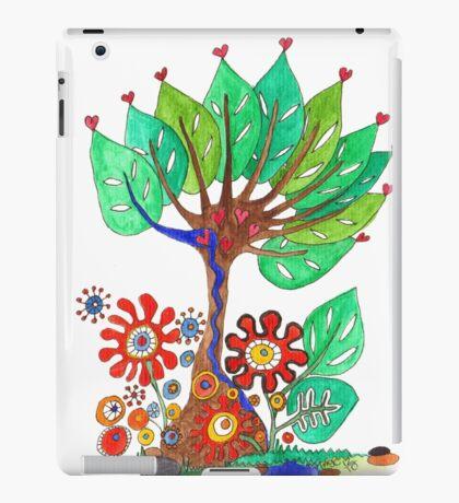 Tree of Hearts iPad Case/Skin