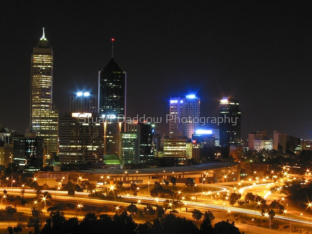 Perth @ Night 2004 Part 2 by Stuart Daddow Photography