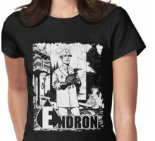 Apocalypse Art: Endron International Womens Fitted T-Shirt
