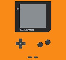 Gameboy Pocket - Orange by Stucko23