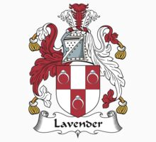 Lavender Coat of Arms (English) by coatsofarms