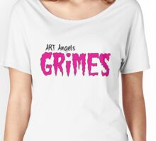 Grimes Women's Relaxed Fit T-Shirt