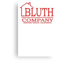 Bluth Co. Canvas Print