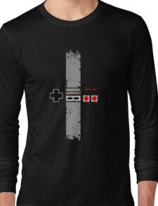 Nintendo Entertainment System - NES Long Sleeve T-Shirt