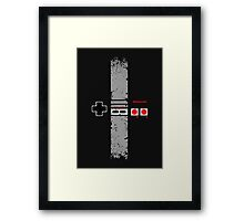 Nintendo Entertainment System - NES Framed Print