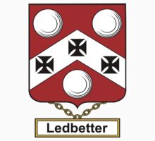 Ledbetter Coat of Arms (English) by coatsofarms