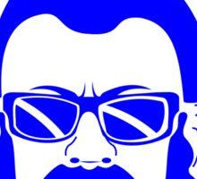 BRIAN WILSON FEAR THE BEARD Soft T-Shirt LA Dodgers Los Angeles MLB GREY TEE Sticker