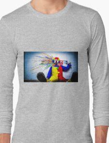 tears of a clown Long Sleeve T-Shirt