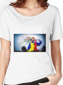 tears of a clown Women's Relaxed Fit T-Shirt