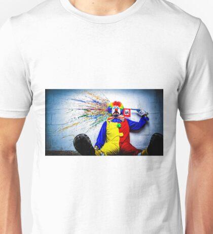 tears of a clown Unisex T-Shirt