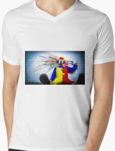 tears of a clown Mens V-Neck T-Shirt