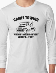 Camel Towing Mens T-Shirt Tee Funny Tshirt Tow Service Toe College Humor Cool T-Shirt