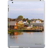 Island Living ~ Downhome Charm iPad Case/Skin
