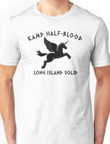 CAMP HALF-BLOOD LONG ISLAND SOUND T-Shirt Tee Percy Olympus Jackson Book Unisex T-Shirt