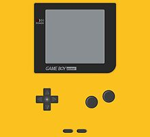 Gameboy Pocket - Yellow by Stucko23