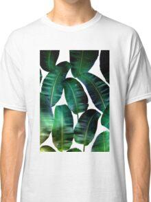 Cosmic Banana Leaves #redbubble #lifestyle Classic T-Shirt