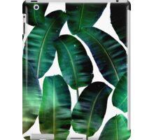 Cosmic Banana Leaves #redbubble #lifestyle iPad Case/Skin