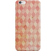 Vintage Geometric Wallpaper iPhone Case/Skin