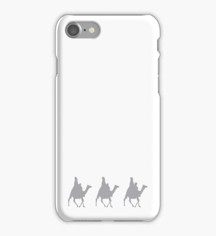 Three Wise Men on Camels iPhone Case/Skin