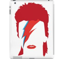 Bowie Faceless iPad Case/Skin