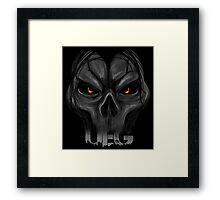 The UEG Dark Side Framed Print