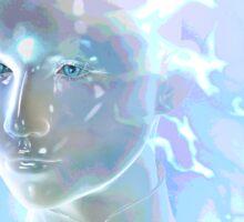 ethereal spirit Sticker