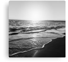BEACH DAYS XIV Canvas Print