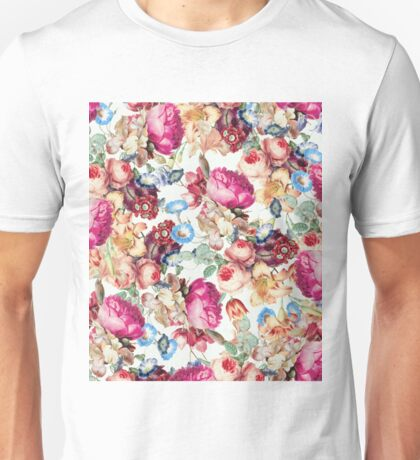 Floral Crush #redbubble #lifestyle T-Shirt