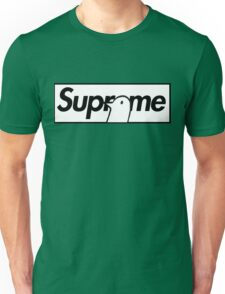 Good Night Oyasumi Punpun x Supreme Parody Collab Big Box Logo Unisex T-Shirt