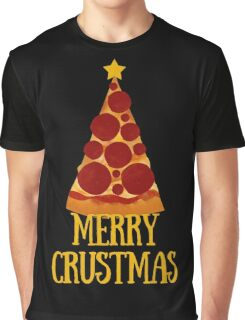 Merry Crustmas!  Graphic T-Shirt