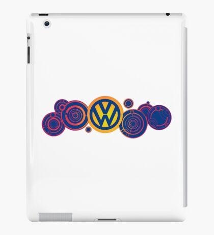 Dr Who VW Mash Up Tee - Gallifrey Volkswagen iPad Case/Skin
