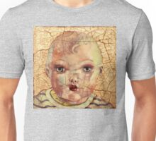 """""""Nothing to Fix"""" (antique boy doll) Unisex T-Shirt"""