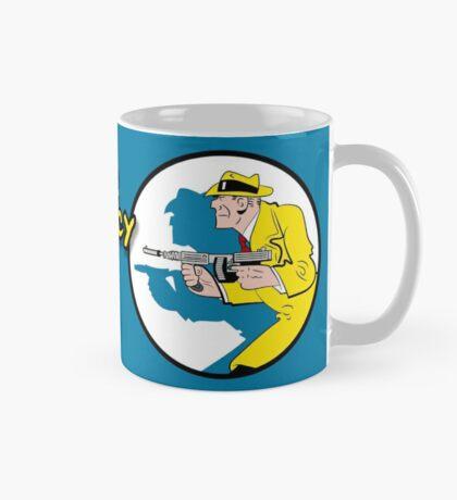 Dick Tracy - The Original Mug