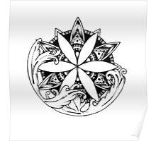 Mandala #11 Poster