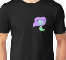 Alien mermaid Unisex T-Shirt