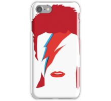 Bowie Faceless iPhone Case/Skin