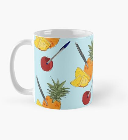 Pen Pineapple Apple I Mug