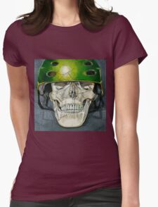 """""""Okay, NOW I'm Ready"""" Womens Fitted T-Shirt"""