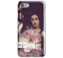 Camren clock iPhone Case/Skin