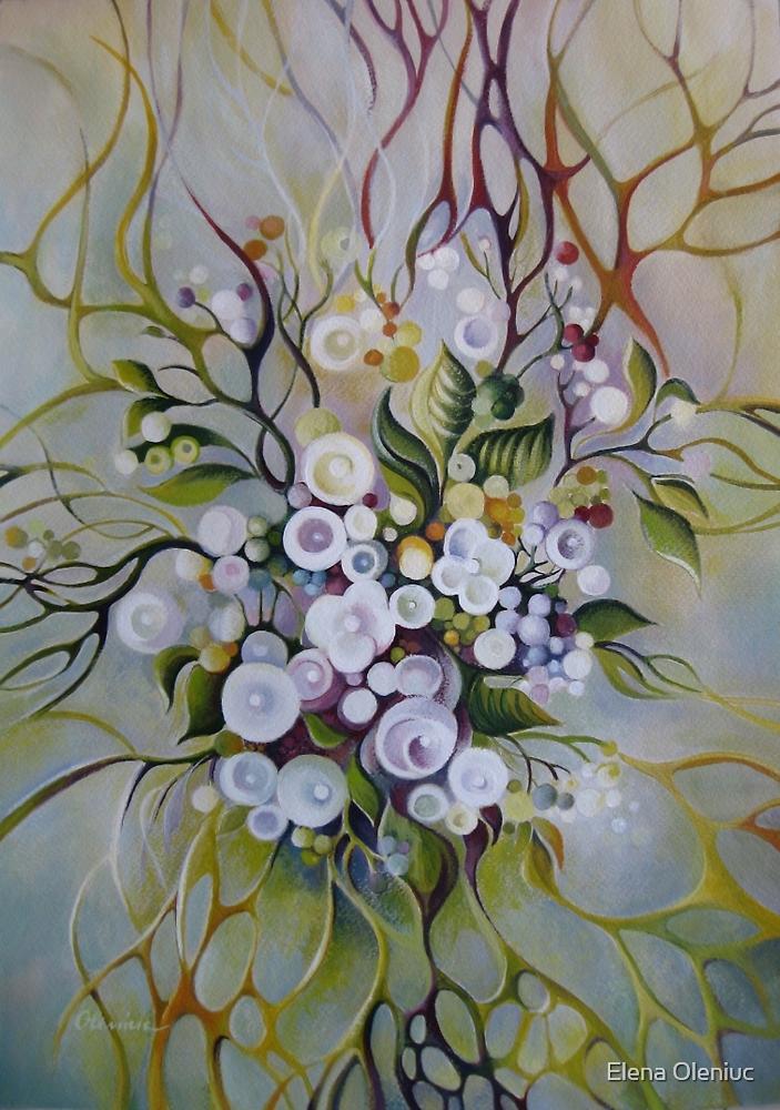 Flowers by Elena Oleniuc
