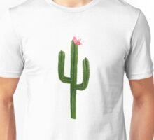 Happy Cacti #redbubble #lifestyle Unisex T-Shirt